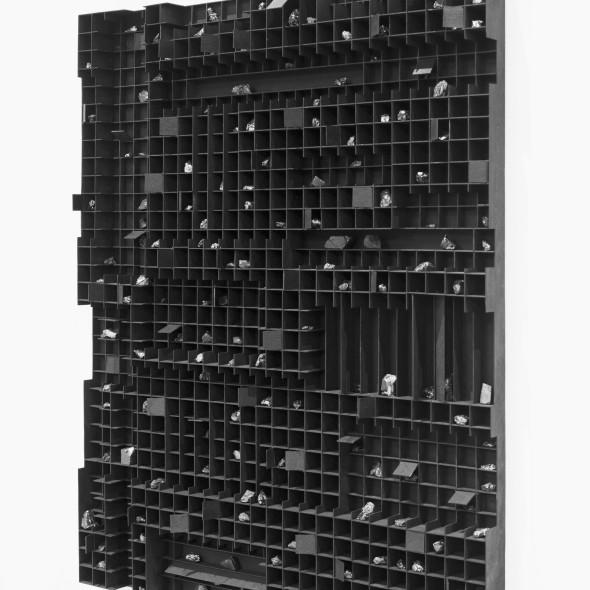 Levi Van Veluw - Irregularity of Depth II, 2017