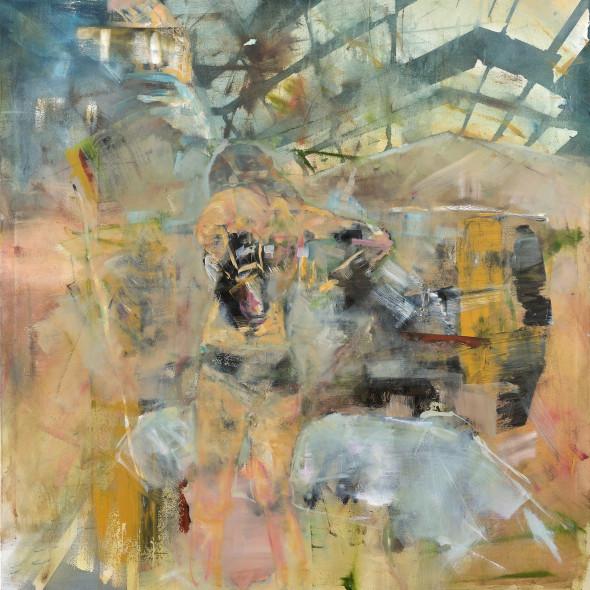 Robert Muntean - Sub rosa, 2014