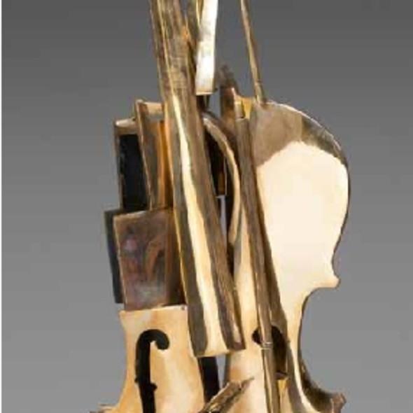 Arman - Violon Cubiste, c. 2004