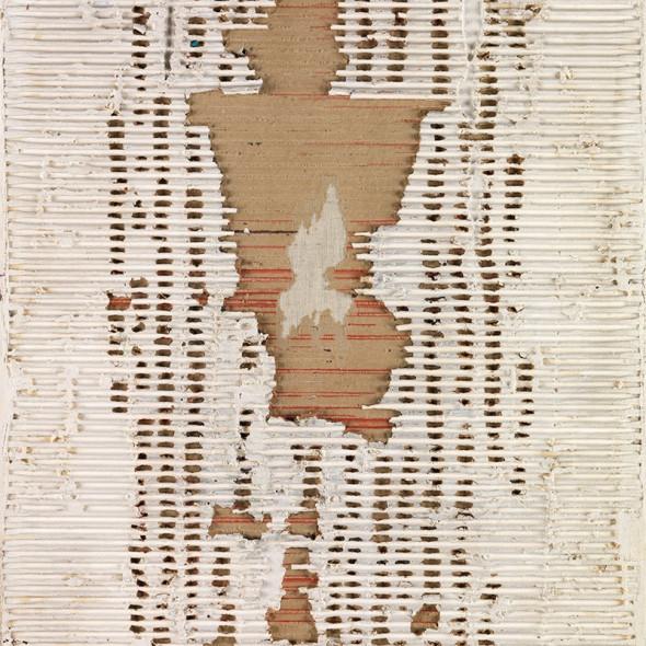 Reinhold Koehler, Décollage materiel, 1961