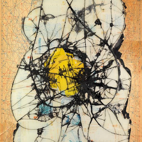 Reinhold Koehler, Contre-Collage, 1963-1965