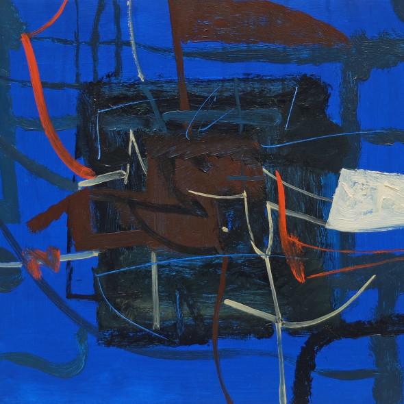Maurice Cockrill RA - P.K., 1996