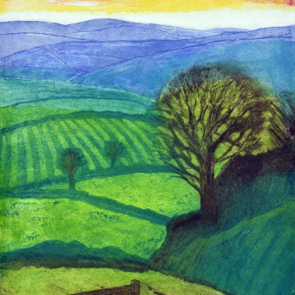 Hilary Adair RE - Blue Remembered Hills