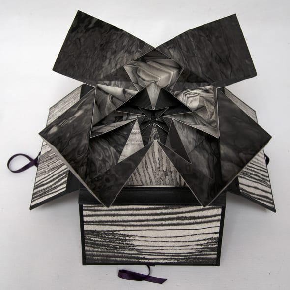 Sioban Piercy RE - All that I Know Folded in Your Boundaries