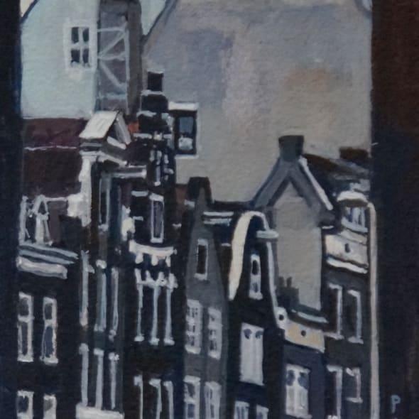 David Paskett PPRWS Hon. RE - Amsterdam Street