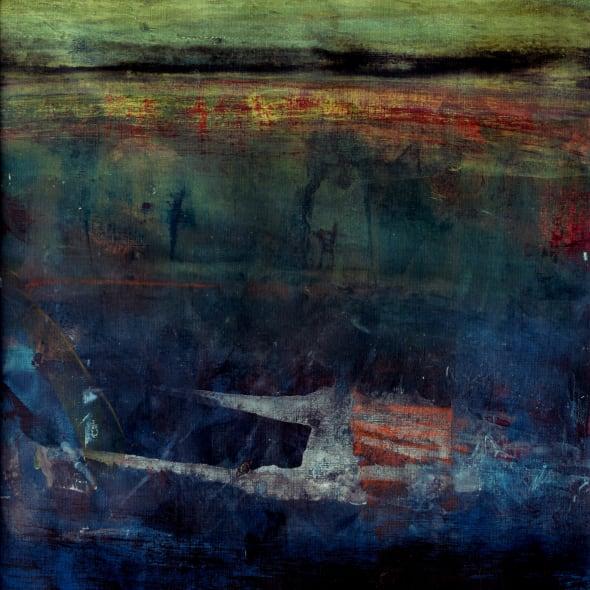 Robin Richmond ARWS - Summer Storm, Yellow Light