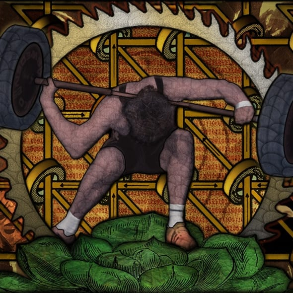 Paul Thirkell RE - The Weight