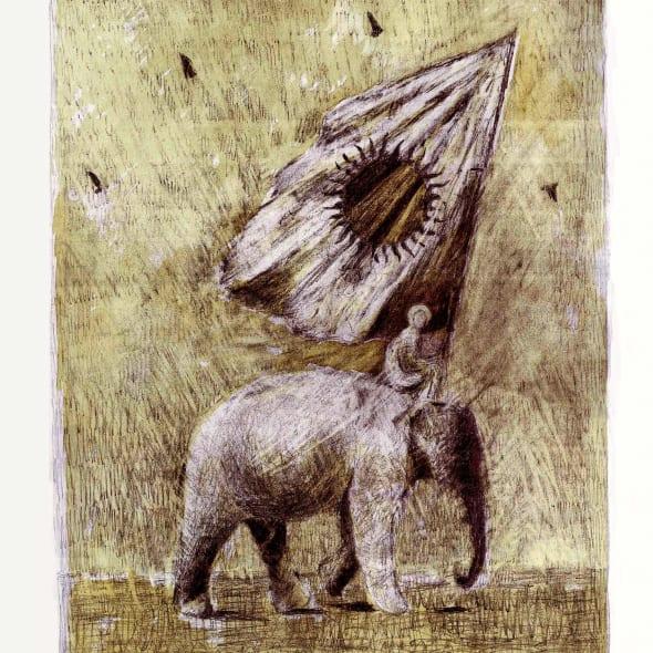 Meg Buick ARE - The Elephant and the Sun