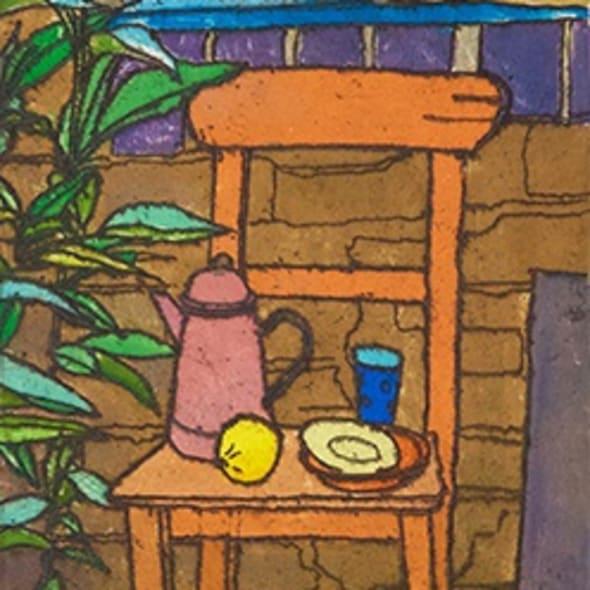 Jeff Clarke RE - Garden Table