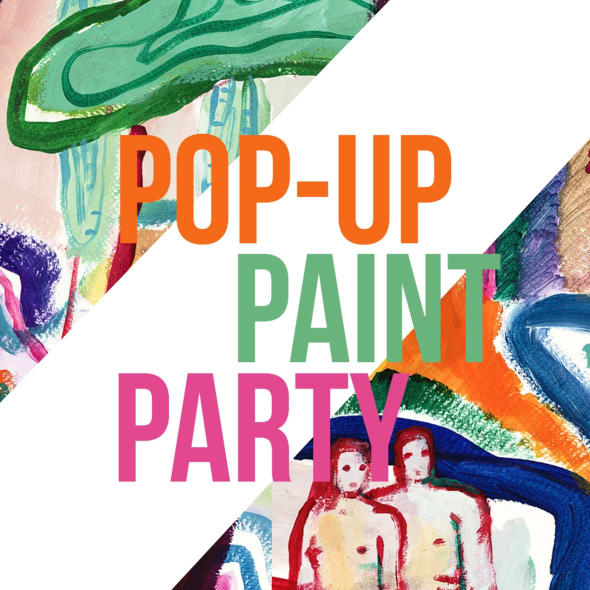 EVENT: Pop-Up Paint Party