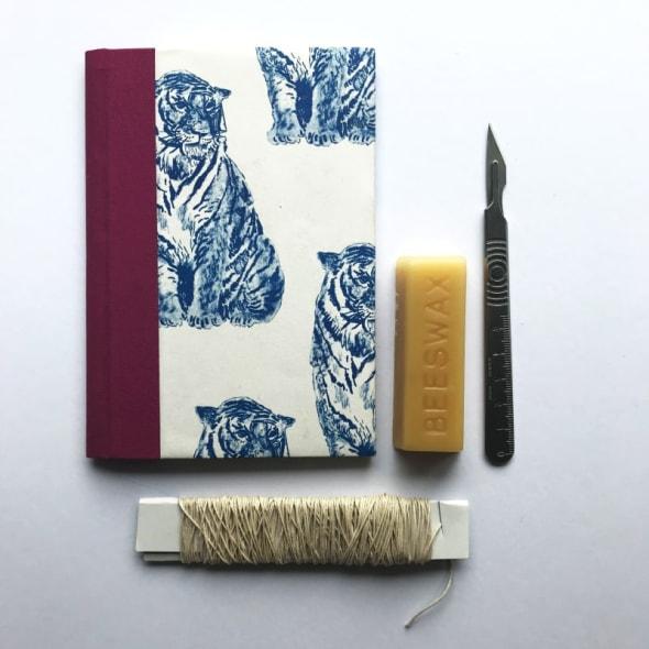 EVENT: Bind your own Sketchbook