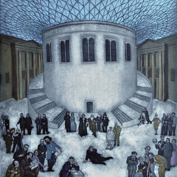 Mychael Barratt PRE - The Reading Room