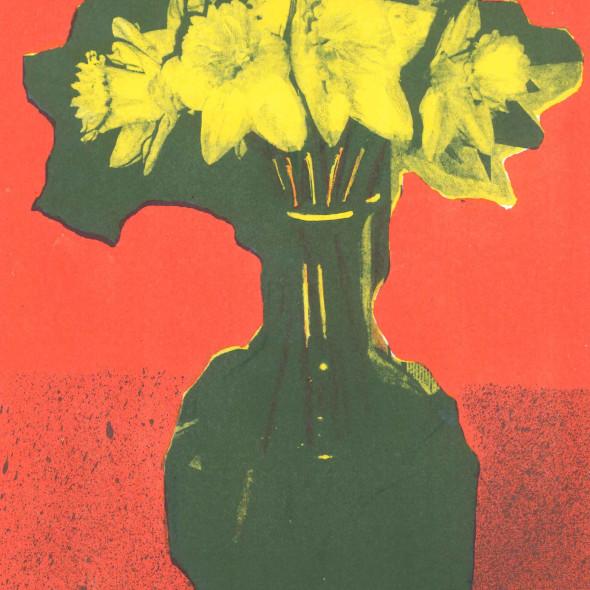 Alan Cox ARE - Daffodils