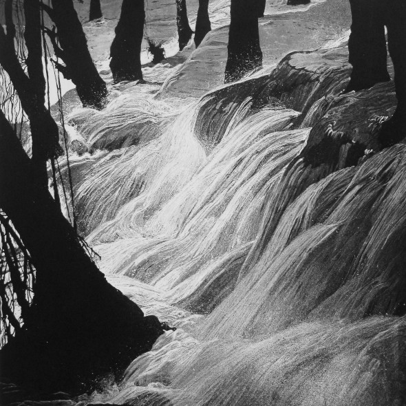Marianne Ferm RE - Waterfalls Through Shadows III