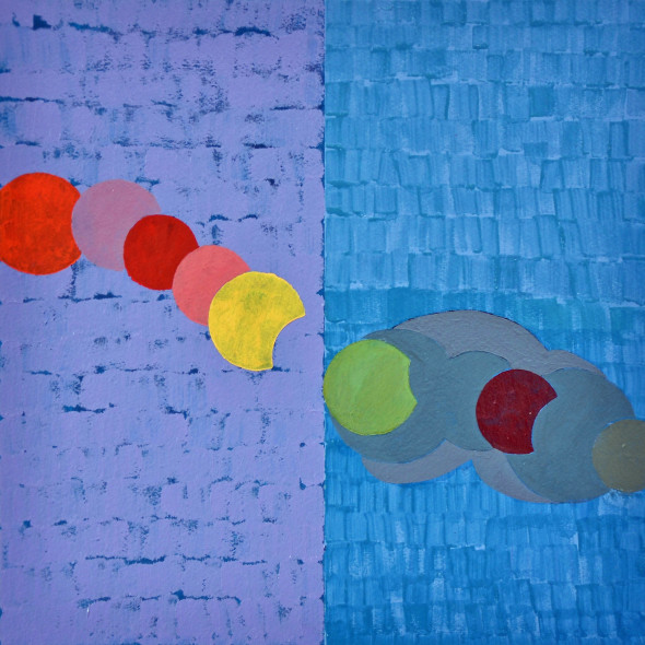 John Crossley VPRWS - If I had a Rainbow