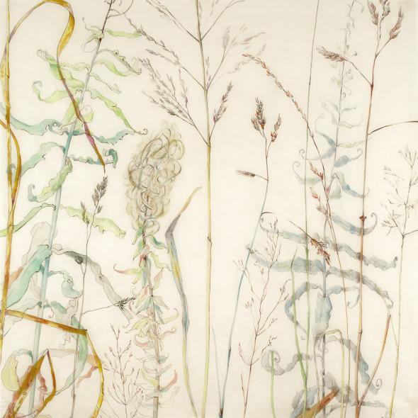 Fay Ballard RWS - Grasses
