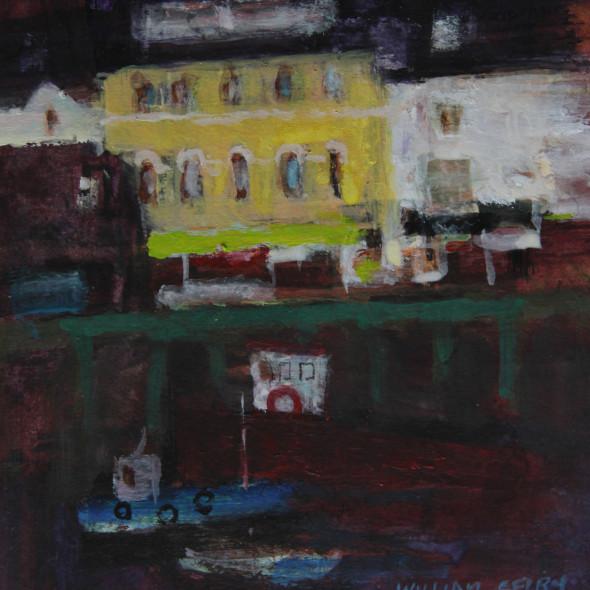 William Selby RWS - Inner Harbour, Brixham