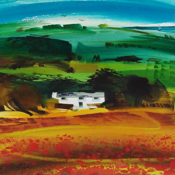Sue Howells ARWS - Summer Springs Eternal