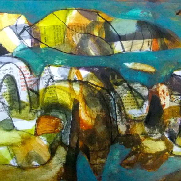 Mark Raggett VPRWS - Landscape with Arch
