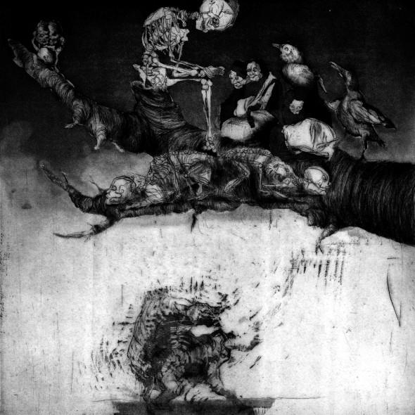 Maite Cascón ARE - The Shadow Tree I