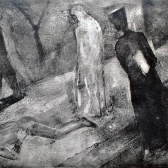 Peter Freeth RA RE - Samaritan