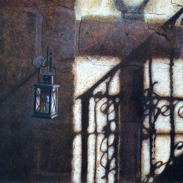 Angus McEwan RWS - Dawn's Early Light