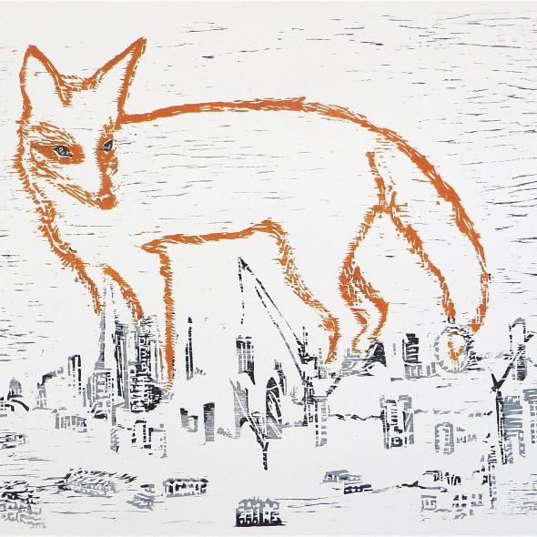 Sasa Marinkov RE - A Fox in the City