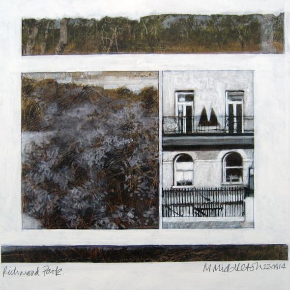 Mike Middleton RWS RE - Richmond Park
