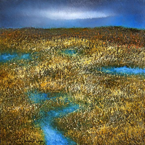 Paramjit Singh: Land, Sky, Water