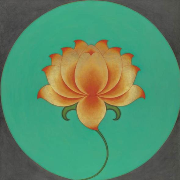 Olivia Fraser - The Golden Lotus, 2018