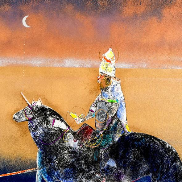 Rafa Fernandez, De mitologías y lunas