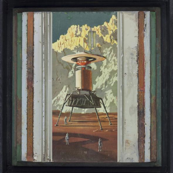 Randall Reid, Planetary Travel