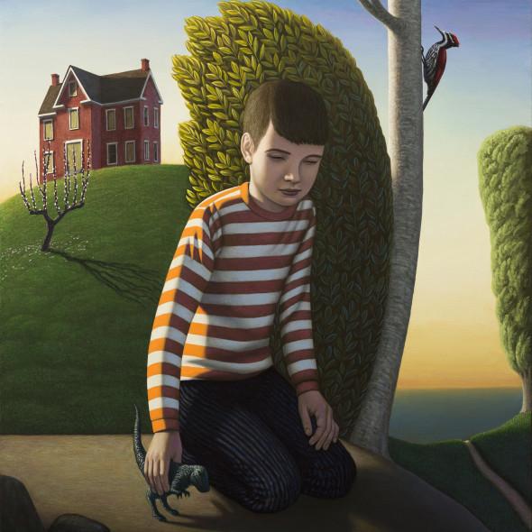John Tarahteeff, Dinosaur Boy