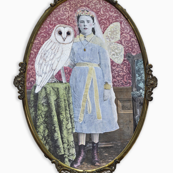 Alexandra Eldridge, Young Athena and her Familiar