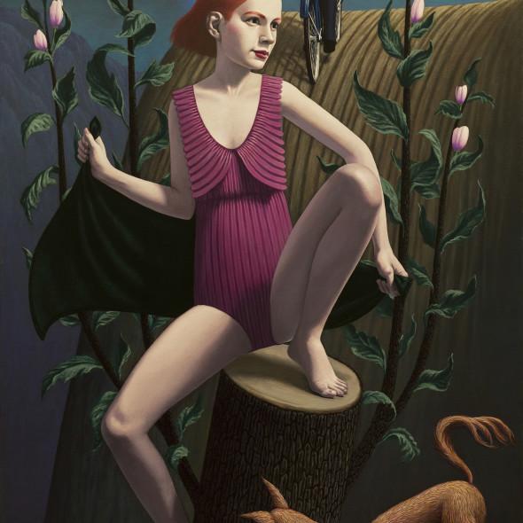 John Tarahteeff, Spring (The Ruts)