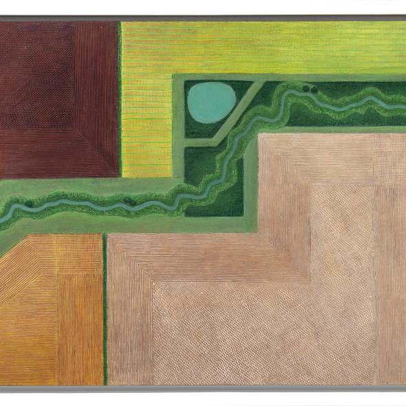 Diana Moore, Field Geometry 3