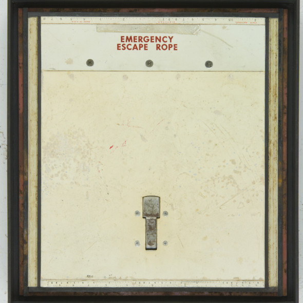 Randall Reid, Emergency Escape Rope