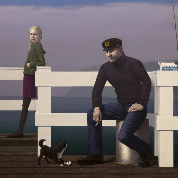 John Tarahteeff, The Pier