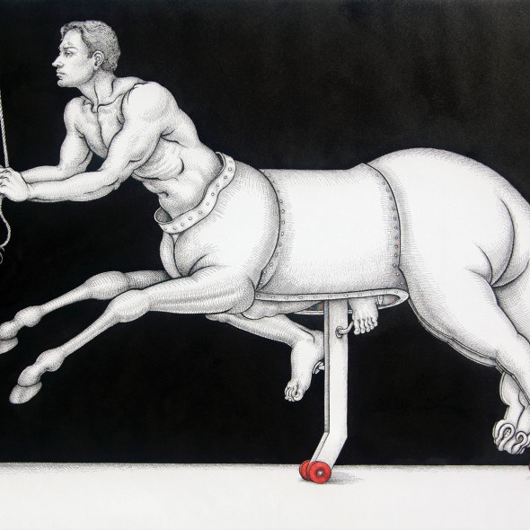 Michael Bergt, The Centaur