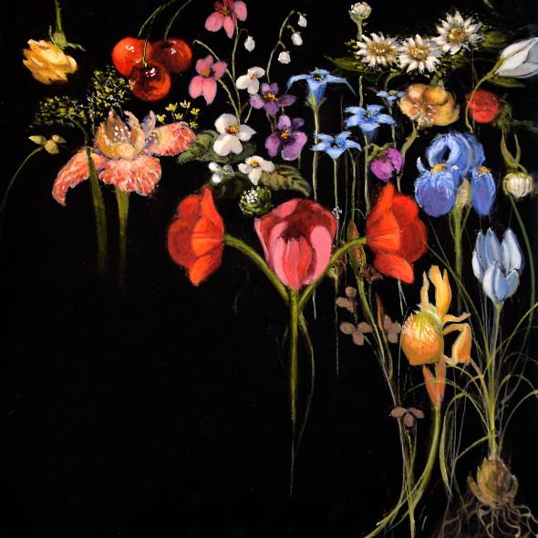 Carol Mothner, Botanical Mélange 2