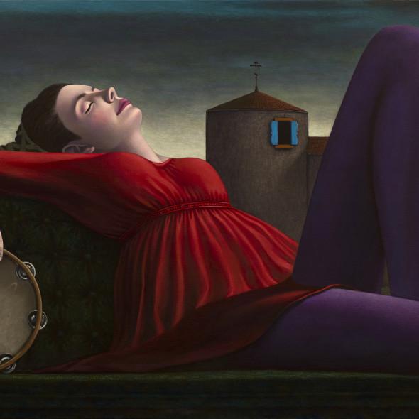 John Tarahteeff, The Tambourine
