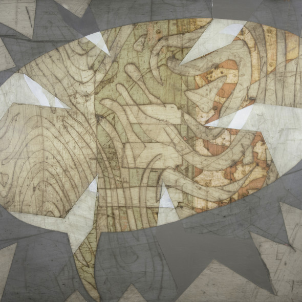 Joseph Ostraff, Between Places #11