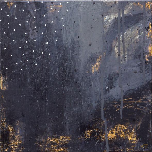 Kevin Tolman, Night Sky - Under Trees