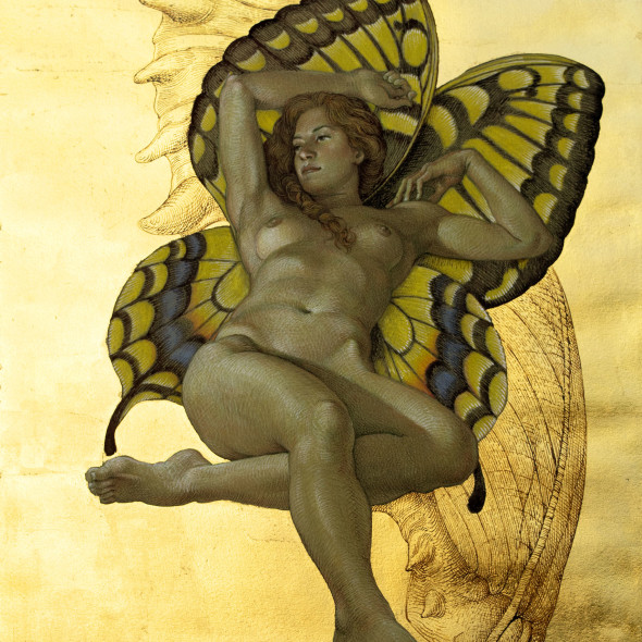 Michael Bergt, Metamorphosis of Psyche