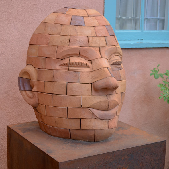James Tyler, Medium Brick face