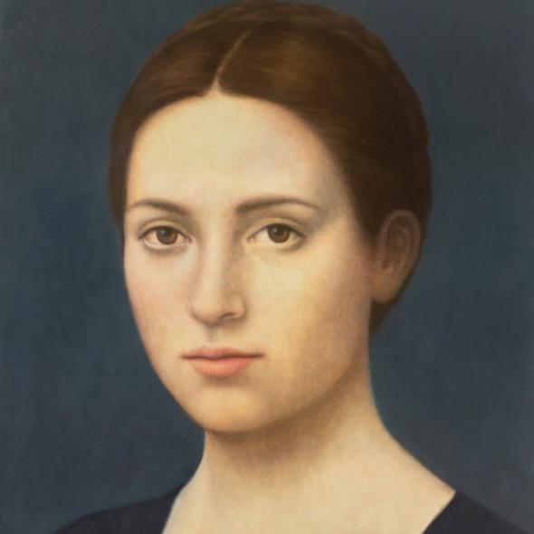 Alberto Galvez, Azul oscuro Catharina van Hemessen