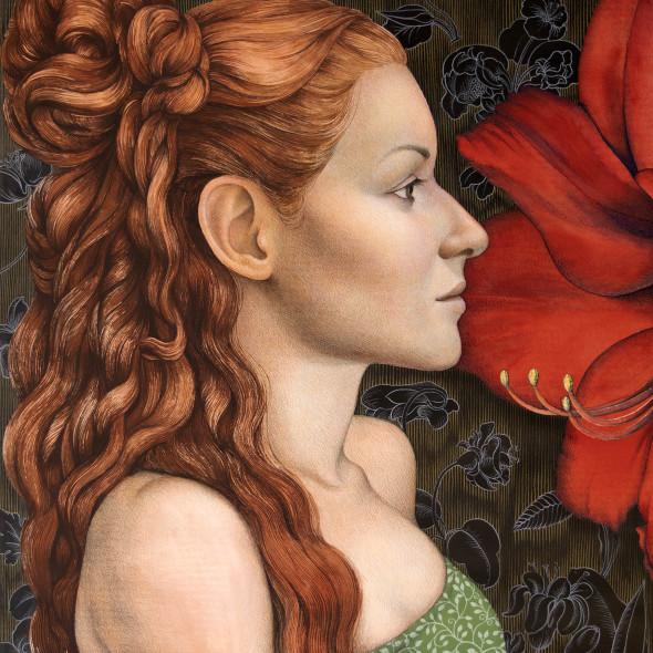 Michael Bergt, Flora Portrait