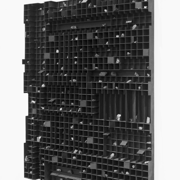 Levi Van Veluw - Irregularity of Depth II, 2017