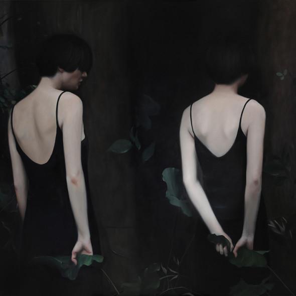 Ruozhe Xue - Hold, tear, 2019