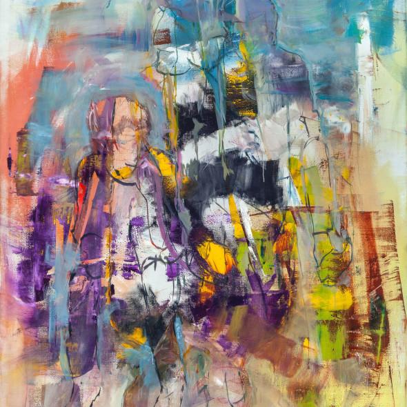 Robert Muntean - Sound World I, 2018